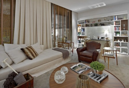 Ambiente Sala da Lareira por Manuela Senna - 209885312407763
